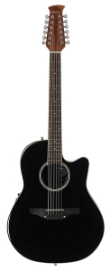 Ovation Applause 12-String Acoustic Electric Guitar, AB2412II-5