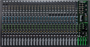 Mackie ProFX Series, Mixer - Unpowered, 30-channel (ProFX30v3)