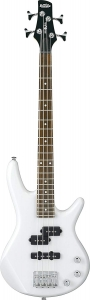 Ibanez 4 String Bass Guitar, Right, Pearl White (GSRM20PW)