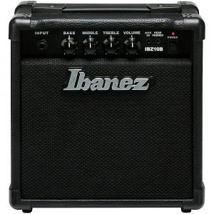 Ibanez Bass Combo Amplifier, Black (IBZ10B)