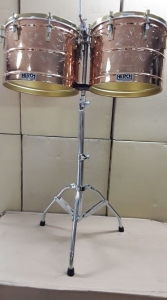 """Herch Percussion 15"""" & 16"""" Timbales"""