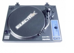 Electrix ET12USB Direct Drive Turntable with USB Output