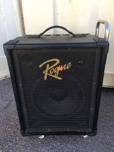 Display Rogue 504 Roller PA  4 channel mixer