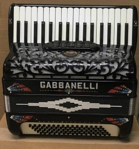 Gabbanelli Classic Grill 34 key 80bass