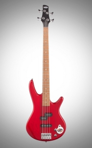 Ibanez GSR200 4-String Electric Bass  Transparent Red