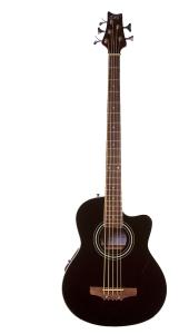 De Rosa  5 String Cutaway Acoustic-Electric Bass Guitar