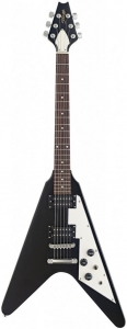 "Stagg F300-BK""Heavy F"" Standard Electric Guitar - Black"