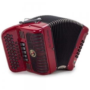 Anacleto El Italiano III Fa 5 Registros Rojo Red