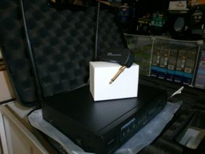 Wireless Bug Transmitter / Reaceiver UHF Deversity