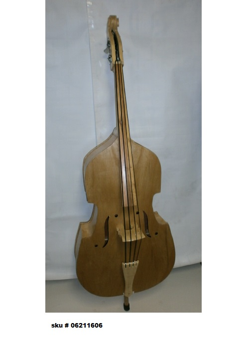 Tololoche Upright Bass Made In Mexico New Sku 06211606