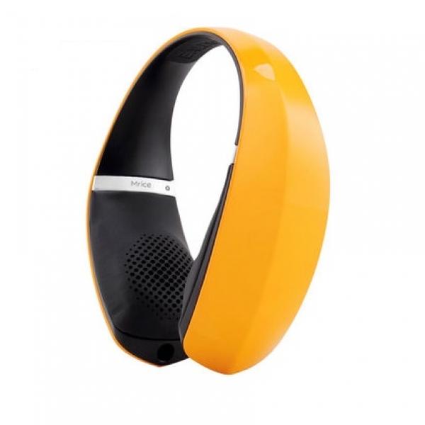 Mrice M1 Award Winning Headphone - Yellow
