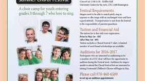 2016 Summer Choral Festival