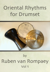 Oriental Rhythms for Drumset