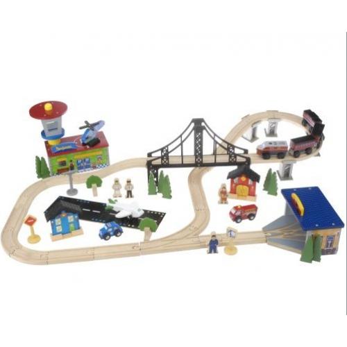 Imaginarium Transportation Train Set