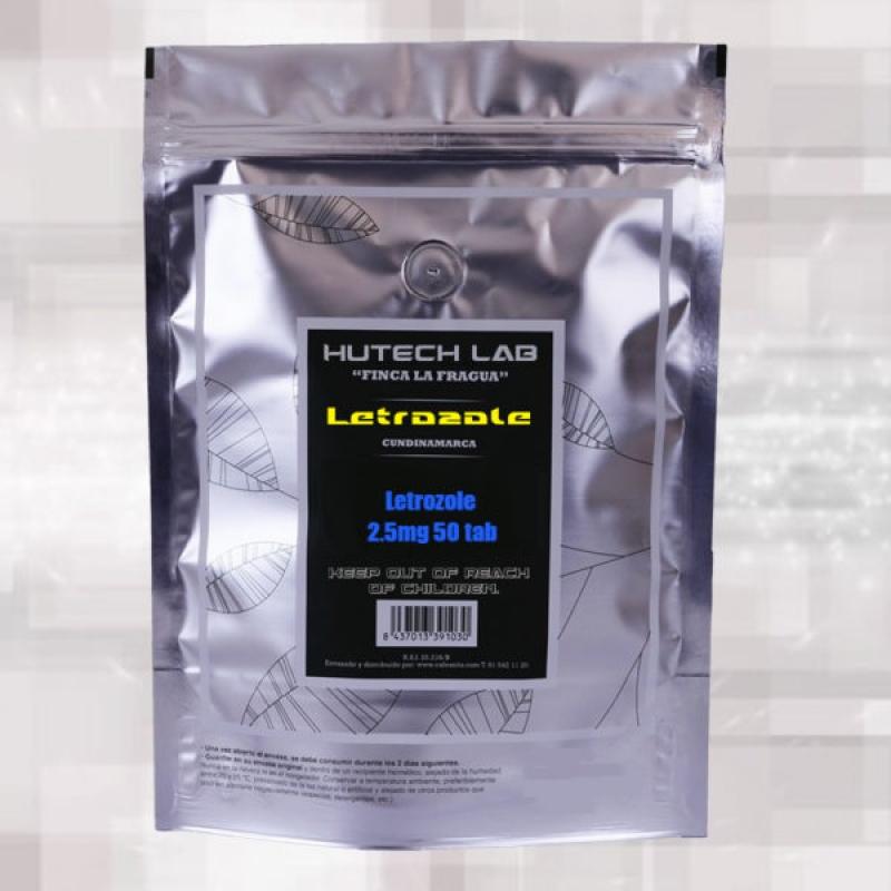 Letrozole 2.5mg – 50 tabs – Hutech Labs