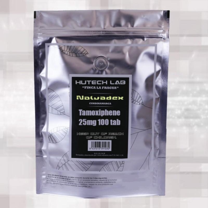 Nolvadex 25mg – 100 tabs – Hutech Labs
