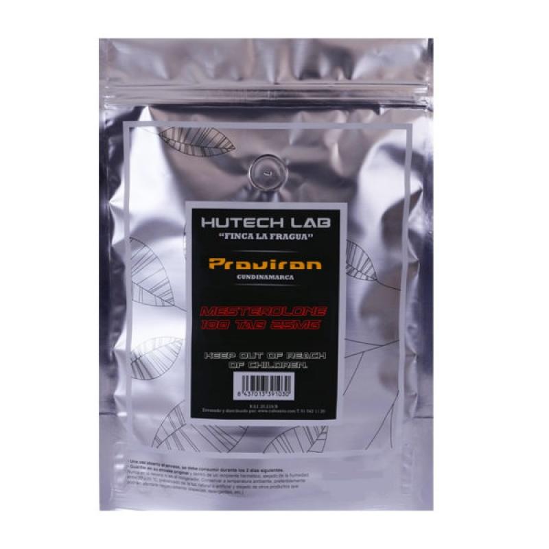 Proviron 25mg – 100 tabs – Hutech Labs