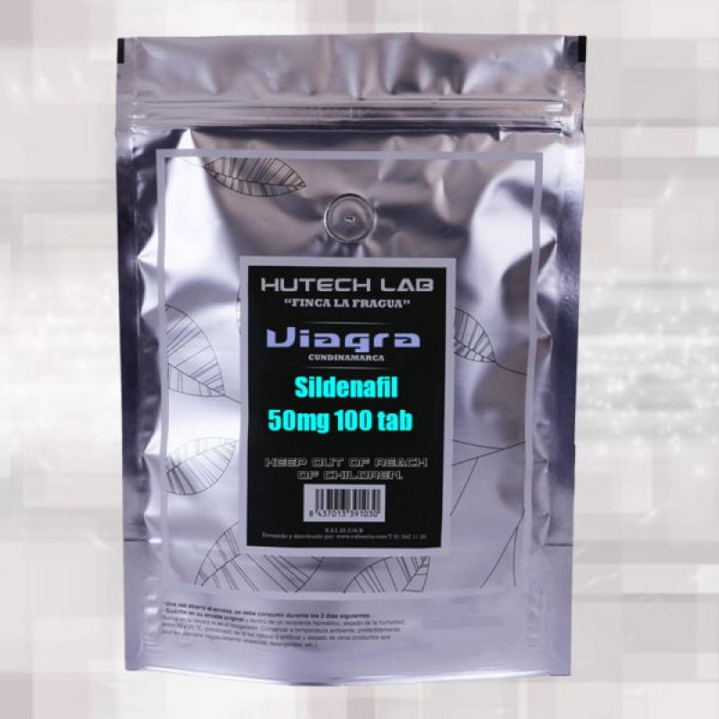 Viagra 50mg – 100 tabs – Hutech Labs
