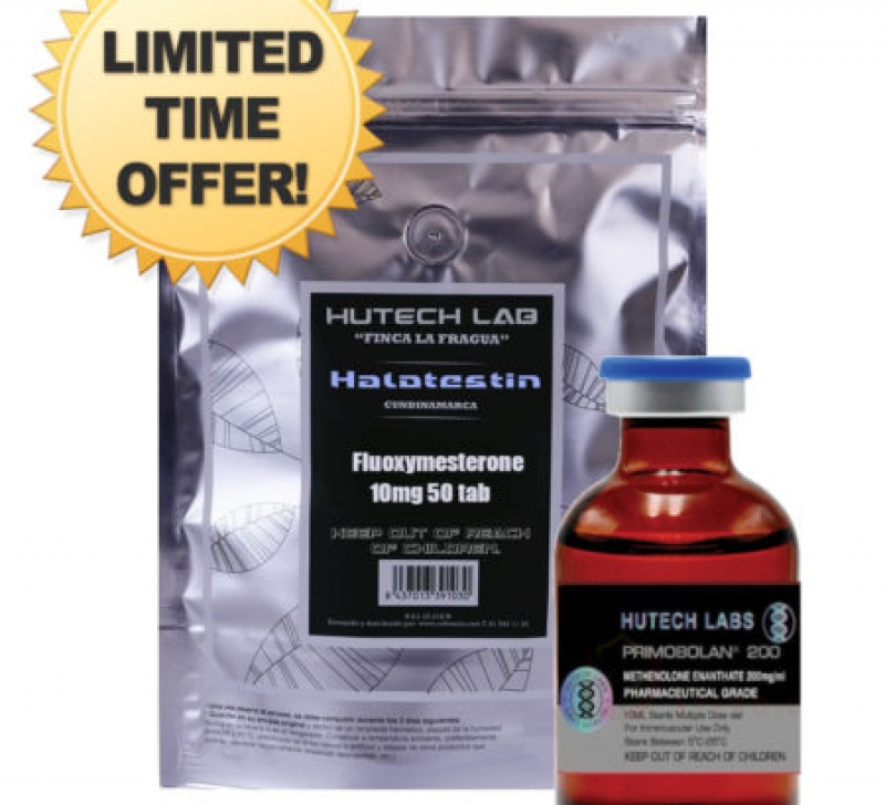 Halostestin Primobolan + Gold cycle