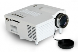Multimedia LED Projector