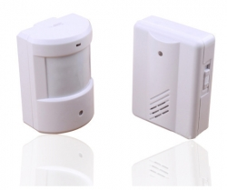 Infrared Wireless Alert System Motion Sensor Alarm system