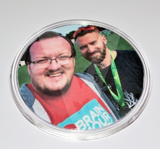 Personal Photo Coaster *Double sided Options Available*