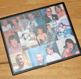 Personal Photo Mouse | Table Mat