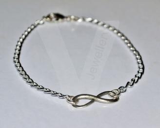 Infinity Symbol Anklet Chain Bracelet