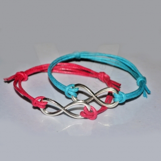 Infinity Adjustable Bracelet