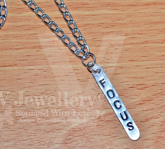 Personalised Multi-Plate Pendant - 18-20""
