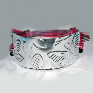Embossed Cuff Bracelet *Various Designs Available*