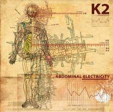 "K2 ""Abdominal Electricity"" CD"