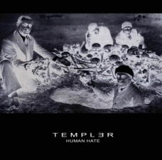 "Templer ""Human Hate"" CD"