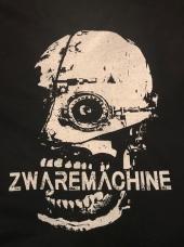 Zwaremachine Shirt logo 2