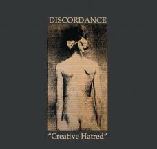 "Discordance ""Creative Hatred"" CD"