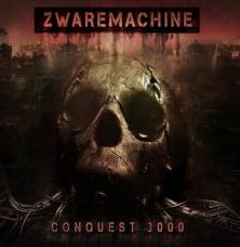 """Zwaremachine """"Conquest 3000"""" CD"""