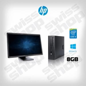 """HP EliteDesk 700/800 G1 sff + HP Compaq LE2002x - 20"""""""