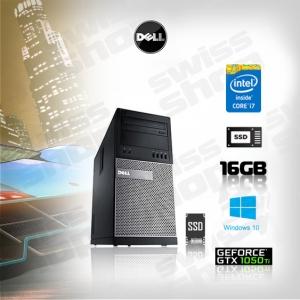 Dell  optiplex 7010 MT gamer 12