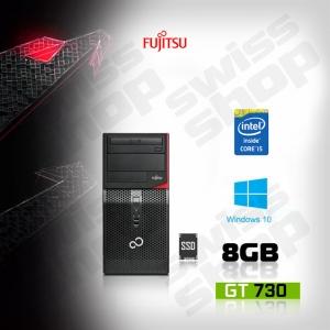 Fujitsu Esprimo P420 Gamer 5a