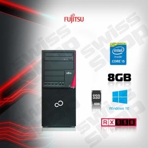 Fujitsu Esprimo P720 GAMER 4b