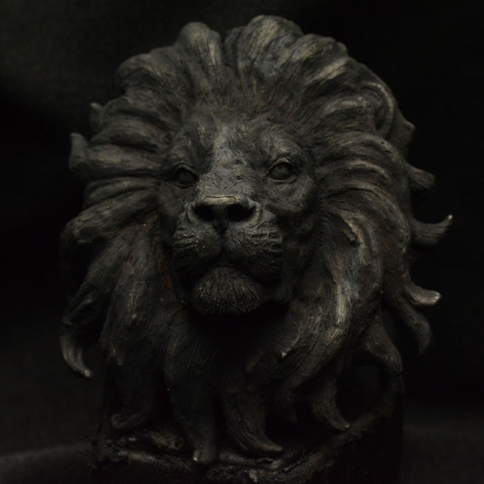 Nemean Lion Ring • .925 Sterling Silver • King Ring • #72
