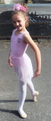 G12 RAD Ballet Leotard - Primary - Grade 3