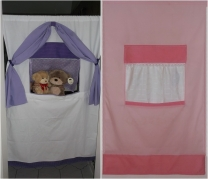 Childrens Doorway Puppet Theatre
