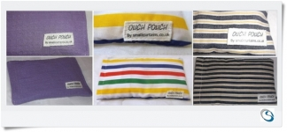 Ouch Pouch. First aid Cool pack - Various colours