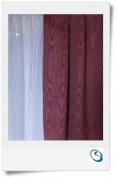 Set 6 curtains