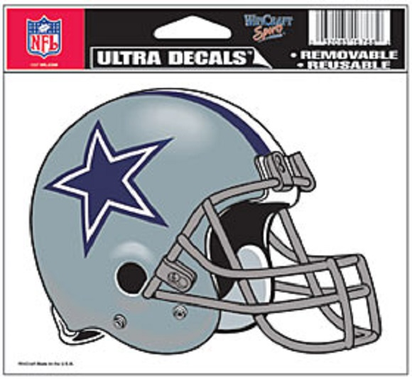 60bd5e8b Dallas Cowboys NFL Ultra Decal 5