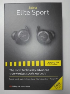 Elite Sport, 4,5h Akkuleistung
