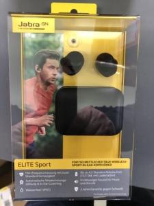 Hanging Display Elite Sport black