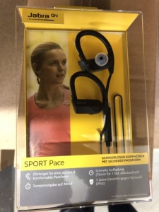 Hanging Display Sport Pace