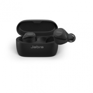 Jabra Elite 75t black black